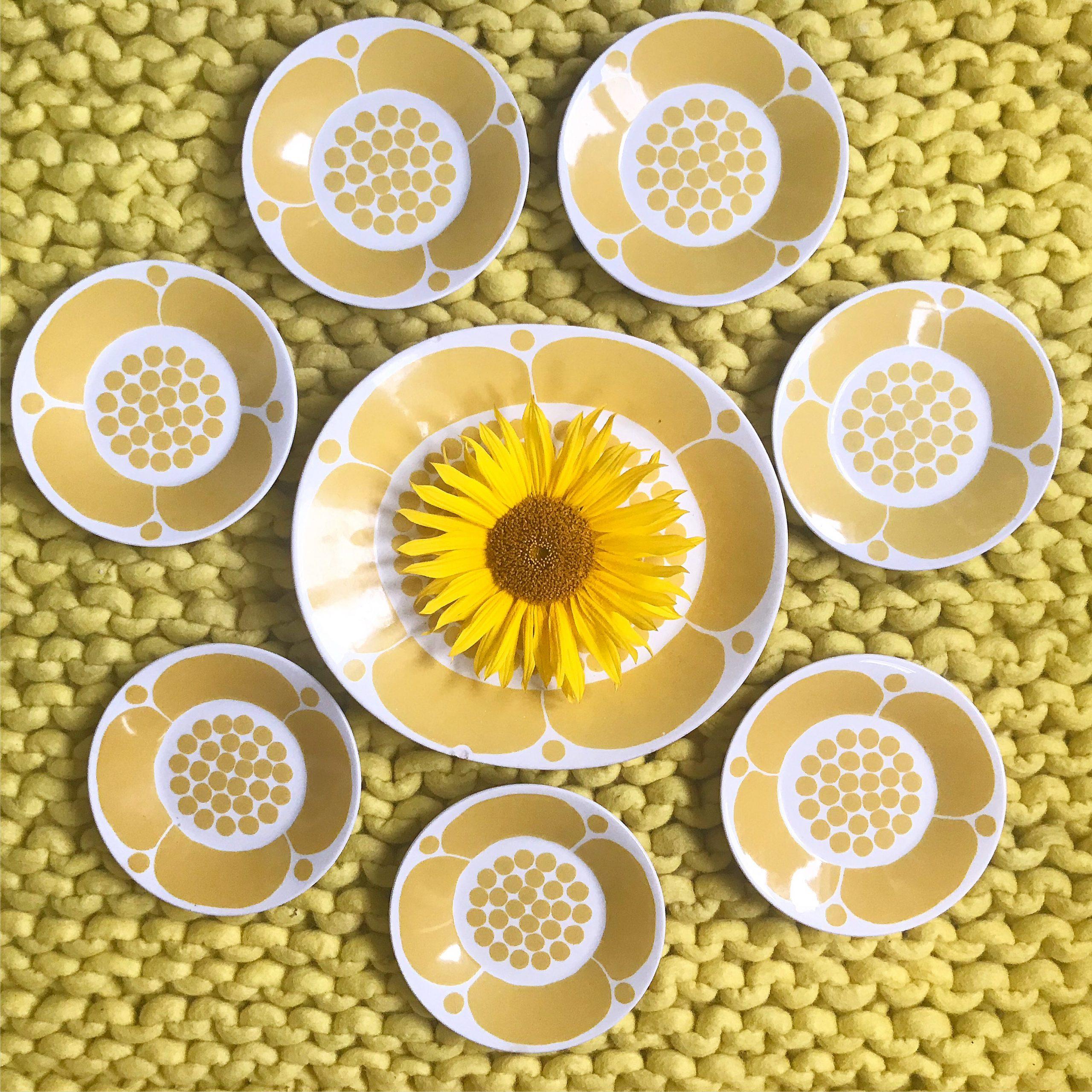 Elluyellow keltainen Sukhi-matto