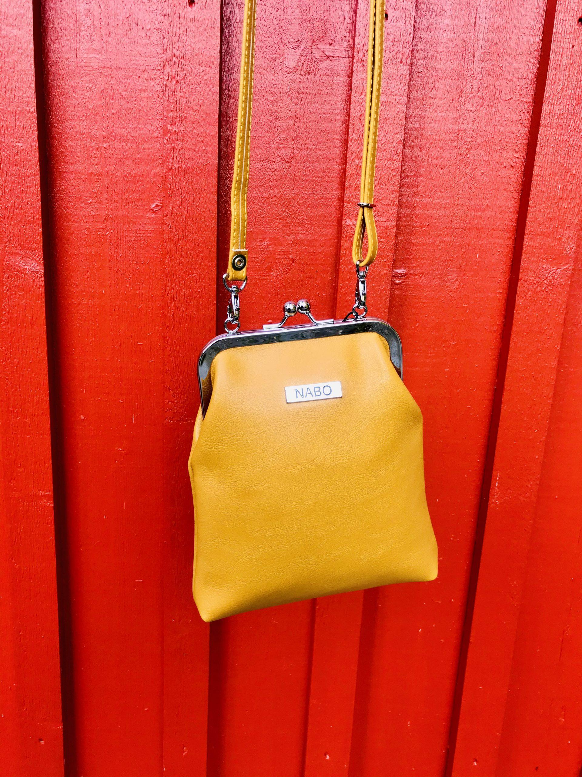 Elluyellow NT-Box NABO keltainen laukku