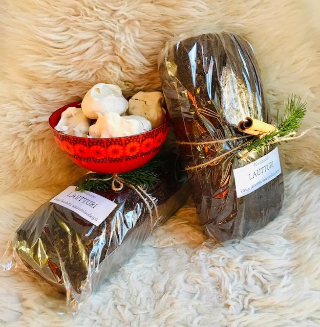 Elluyellow Hymyä ja hyvinvointia -joulukalenteri: Pilvilinnan leipomo