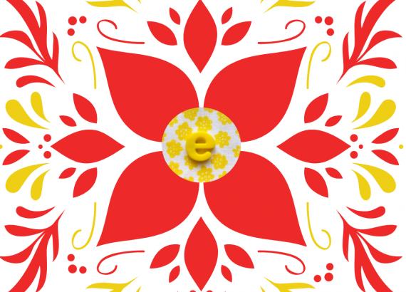 Elluyellow hymyä ja hyvinvointia joulukalenteri