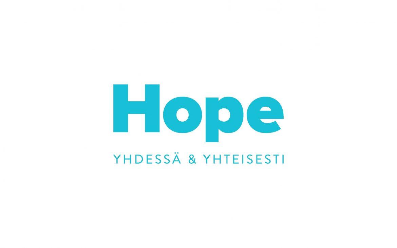 Elluyellow Hymyä ja hyvinvointia -joulukalenteri Hope ry virtuaalinen rahankeräyslipas