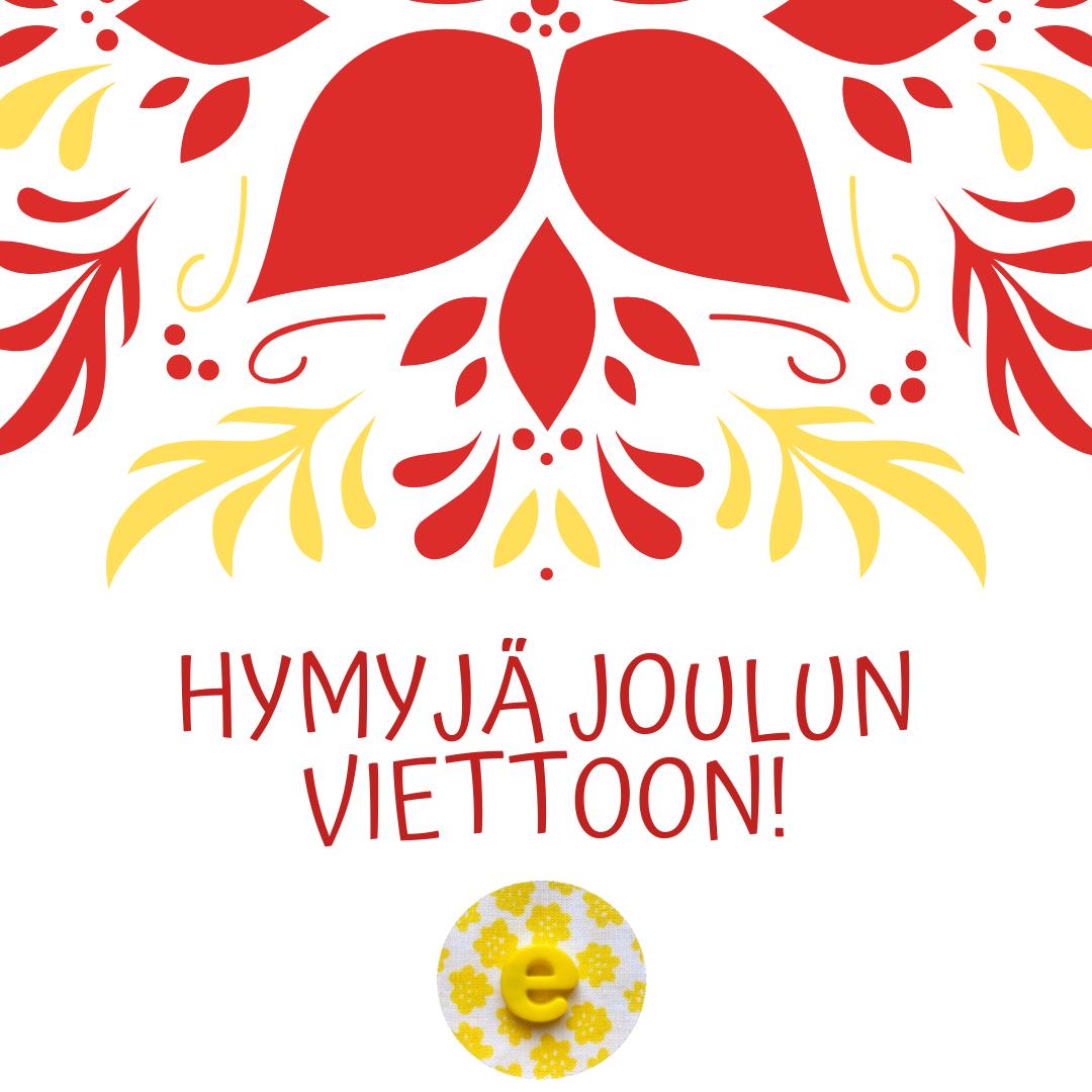 Elluyellow Hymyä ja hyvinvointia -joulukalenteri