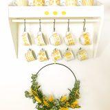 Uusi, upea keltainen kukkakranssini: Voita Minna Junen tunnelmallinen kranssikurssi sinulle ja ystävillesi
