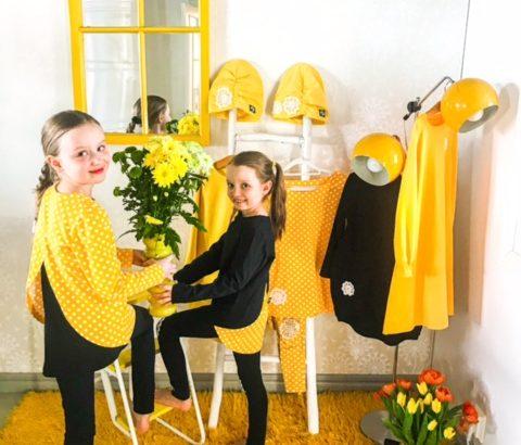 YellowQuu lastenvaatteet