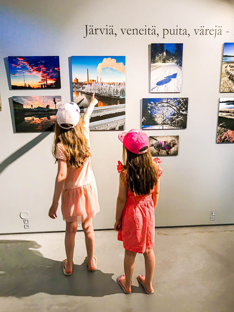 Elluyellow Nokia näyttelyt