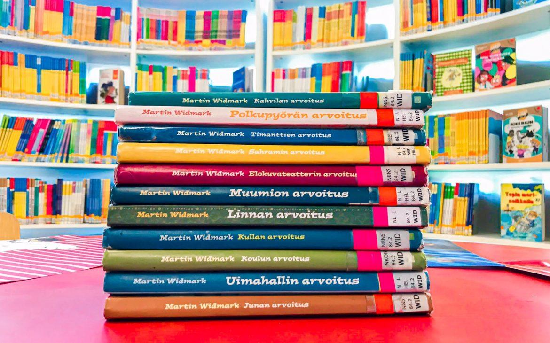 Elluyellow Nokian kirjasto