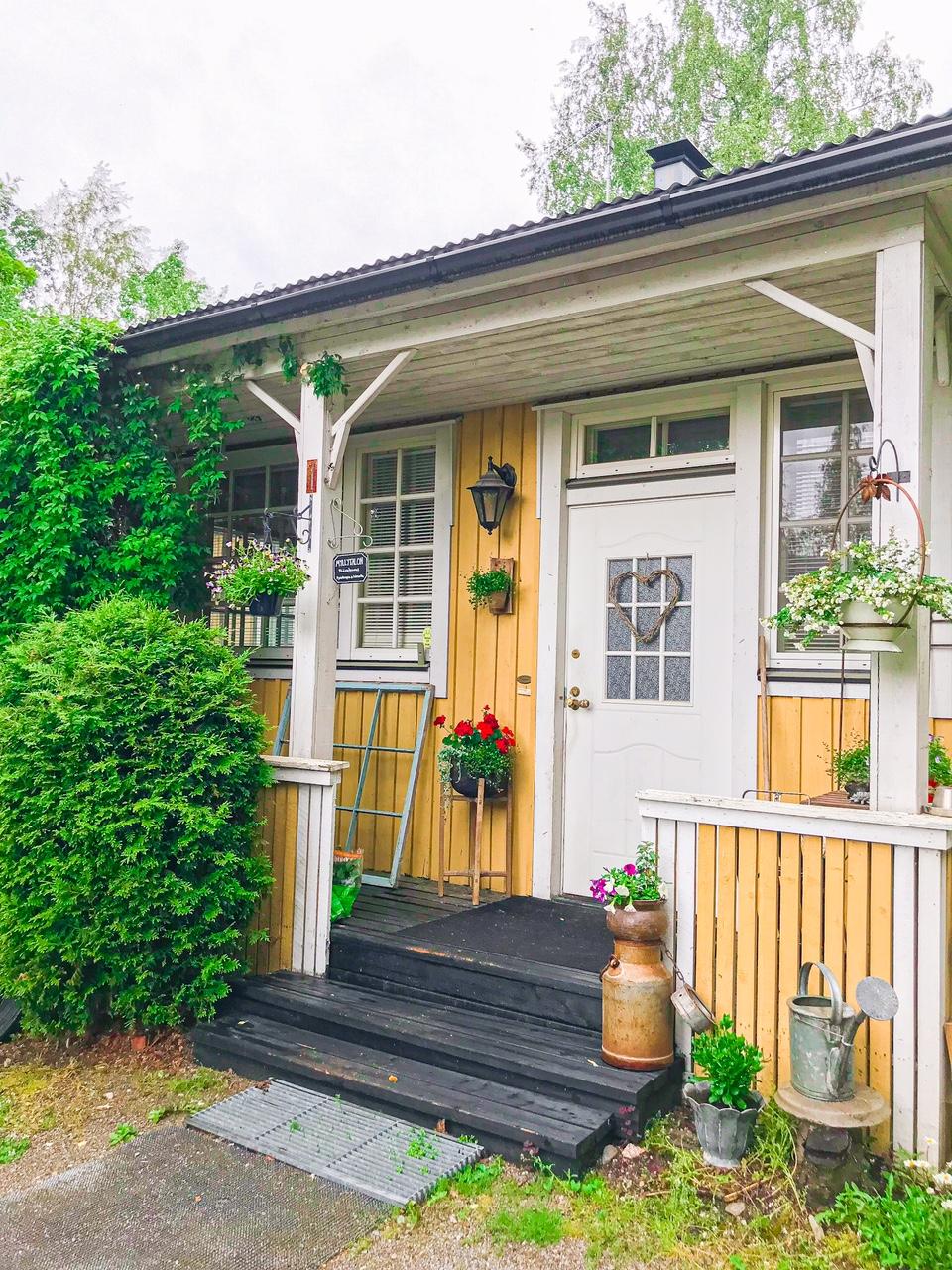 Elluyellow vierailemassa Hämeenlinnassa